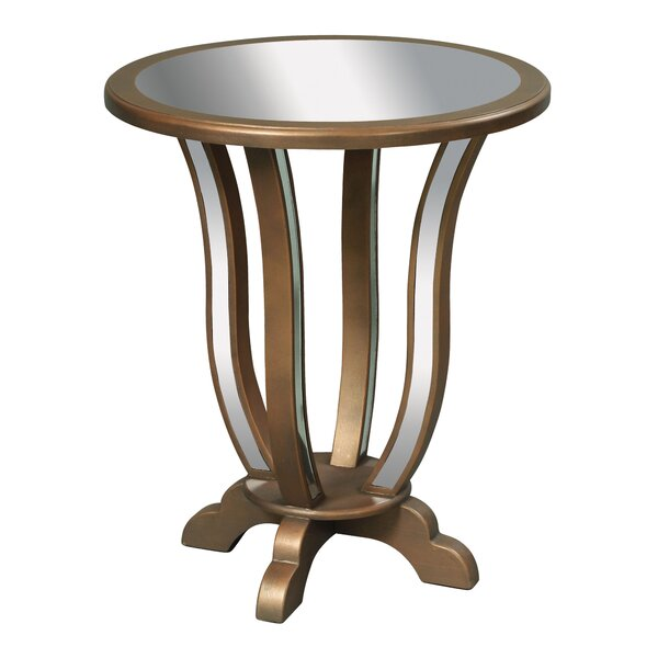 Creedmoor End Table by Astoria Grand
