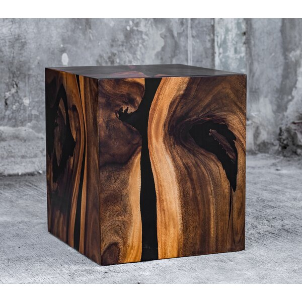 Bach Cube End Table By Foundry Select