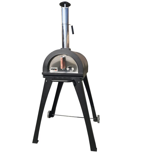 Piccolino Wood Fired Pizza Oven by ilFornino