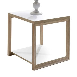 Check Prices Gallman End Table By Ebern Designs