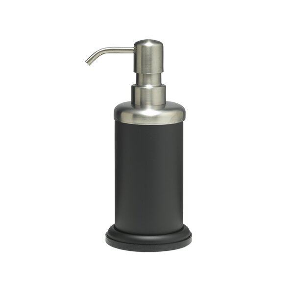 Johnelle Countertop Soap and Lotion Dispenser by Orren Ellis