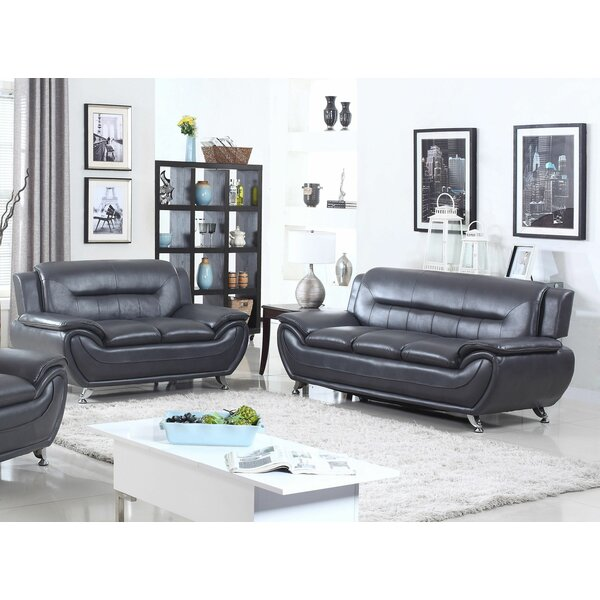 Macaire 2 Piece Living Room Set by Orren Ellis