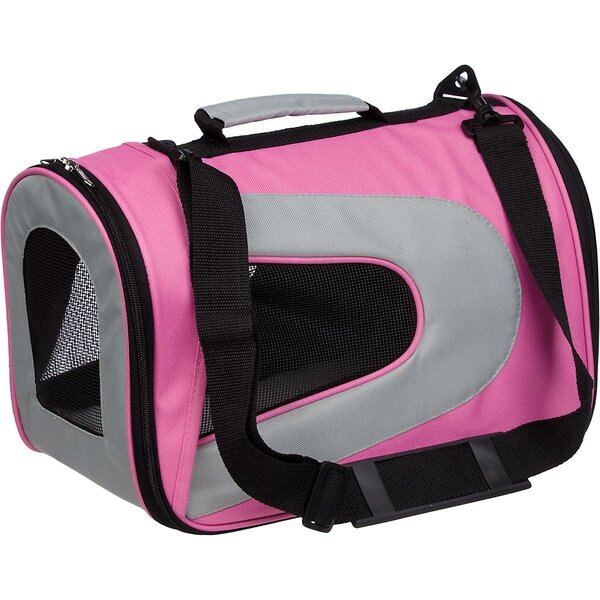 Holgate Zippered Sporty Mesh Pet Carrier by Tucker Murphy Pet