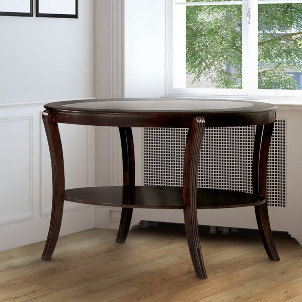 Hokku Designs Glass Console Tables