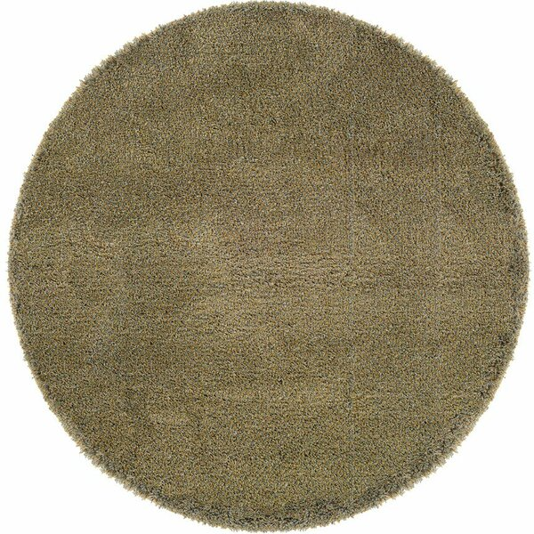 Mazon Tweed Blue/Gold Area Rug by Red Barrel Studio