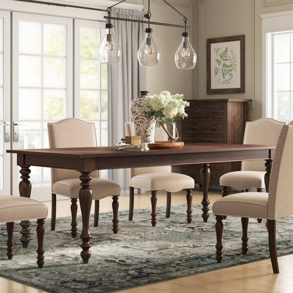 Amazing Calila Extendable Dining Table By Birch Lane™ Heritage Savings
