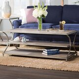 Davis Coffee Table by Breakwater Bay