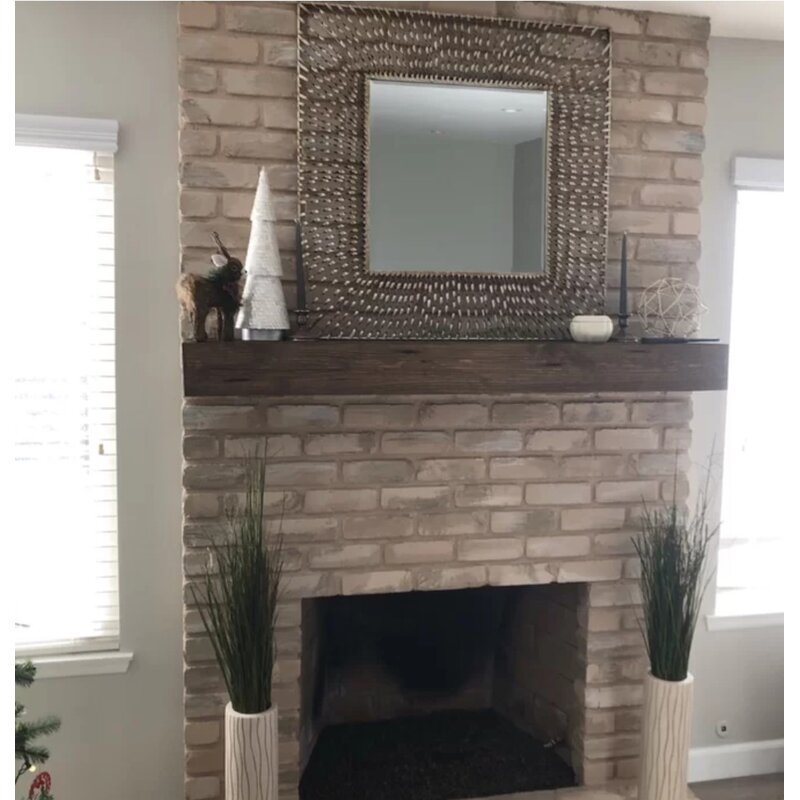 Midwood Designs Fireplace Mantel Shelf Reviews Wayfair
