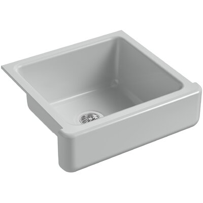 Bowl Sink Under Mount Single Grey photo