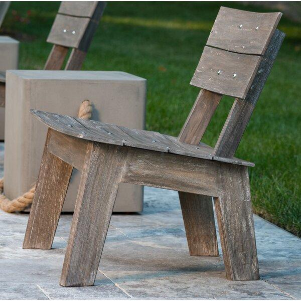 Herrera Teak Adirondack Chair by Loon Peak Loon Peak