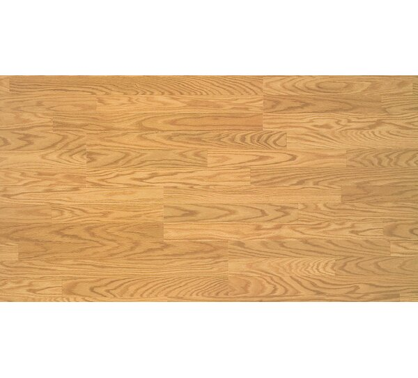 Home Series Sound 8 x 47 x 7mm Oak Laminate Flooring in Sunset Oak by Quick-Step