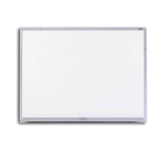 Retro-Fit Wall Mounted Magnetic Whiteboard by Marsh