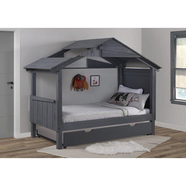 Daulton Low Loft Twin Bed with Trundle by Harriet Bee Harriet Bee