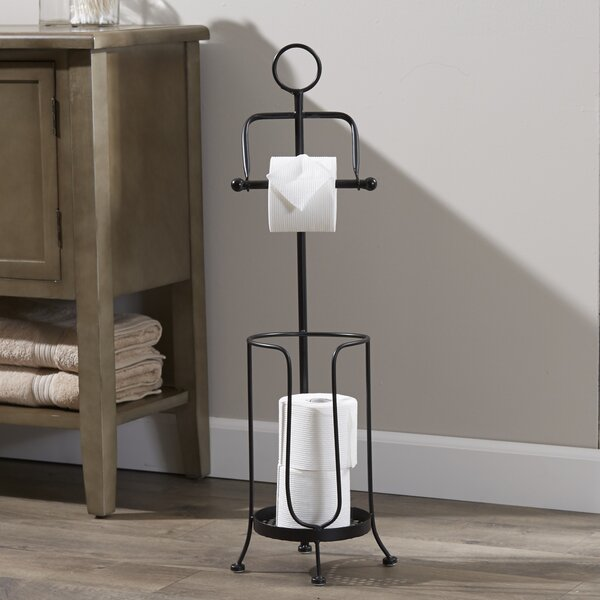 Metal Toilet Paper Holder by Birch Lane™