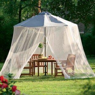 Etonnant Mosquito Net 8.5u0027 Market Umbrella