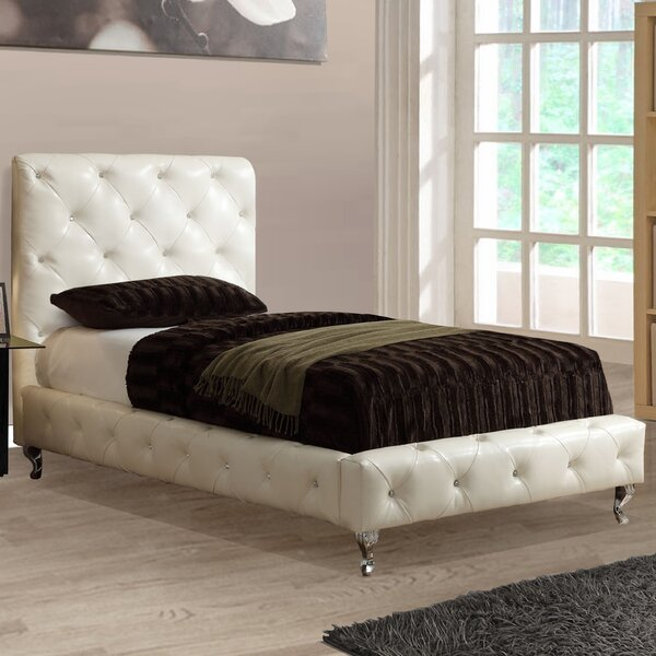 Upholstered Standard Bed by Wildon Home®