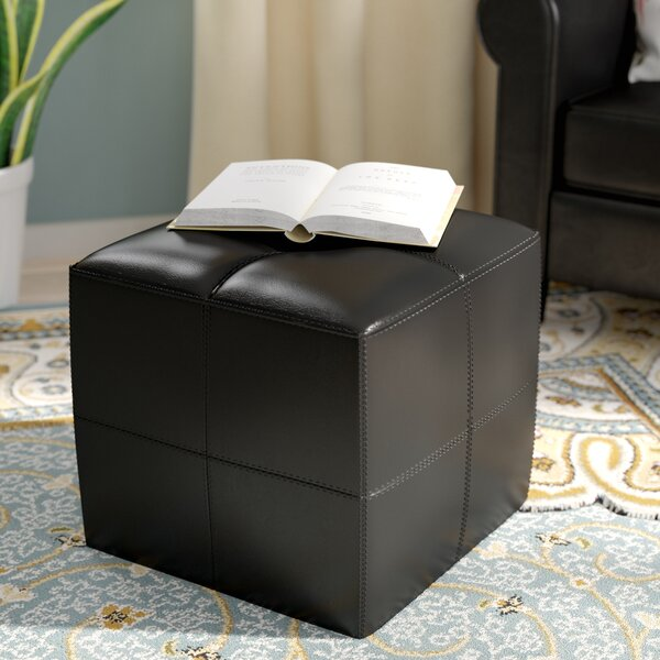 Starwood Cube Ottoman by Andover Mills