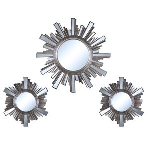 Sunburst Wall Mirror sunburst wall mirrors you'll love | wayfair
