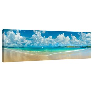 'White Haven Beach' Photographic Print on Wrapped Canvas by Latitude Run