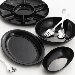 Plastic Serving Kit & Plastic Serving Plates | Wayfair