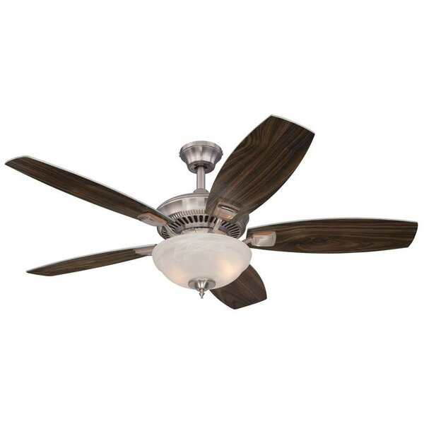 52 Tulsa 5-Blade Indoor Ceiling Fan by Westinghouse Lighting