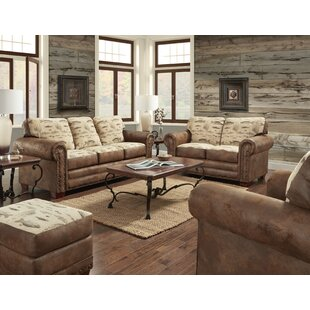 Bui Angler's Cove 4 Piece Living Room Set by Loon Peak®