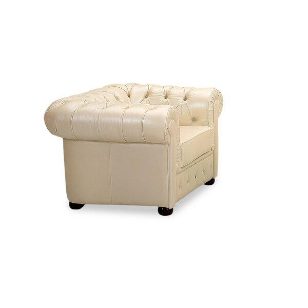 Rosdorf Park Leather Chairs