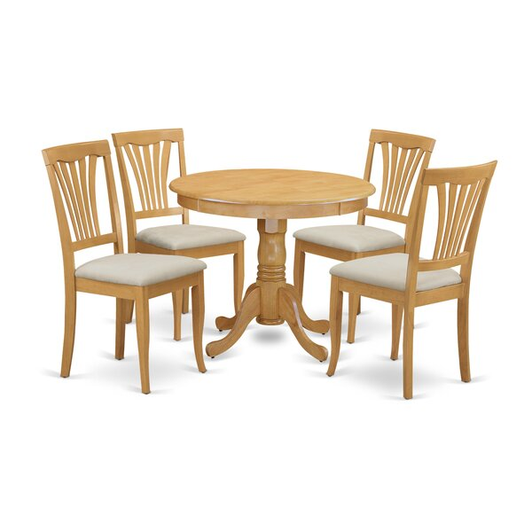 Best Choices 5 Piece Dining Set By Wooden Importers Best Design