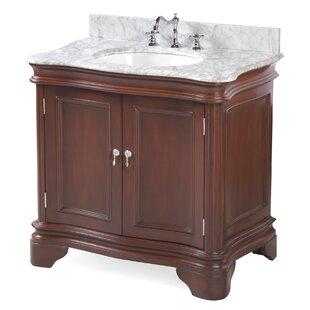 Purchase Katherine 36 Single Bathroom Vanity Set ByKitchen Bath Collection