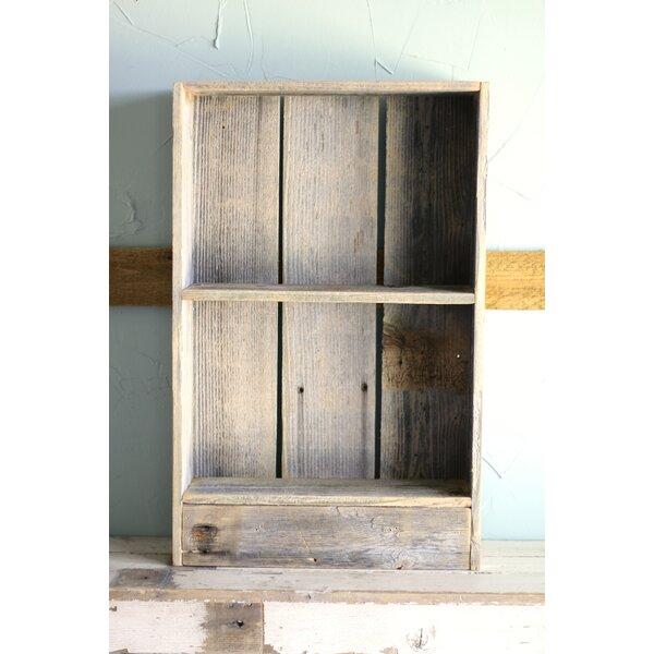 Shania Counter Wall Shelf by Loon Peak