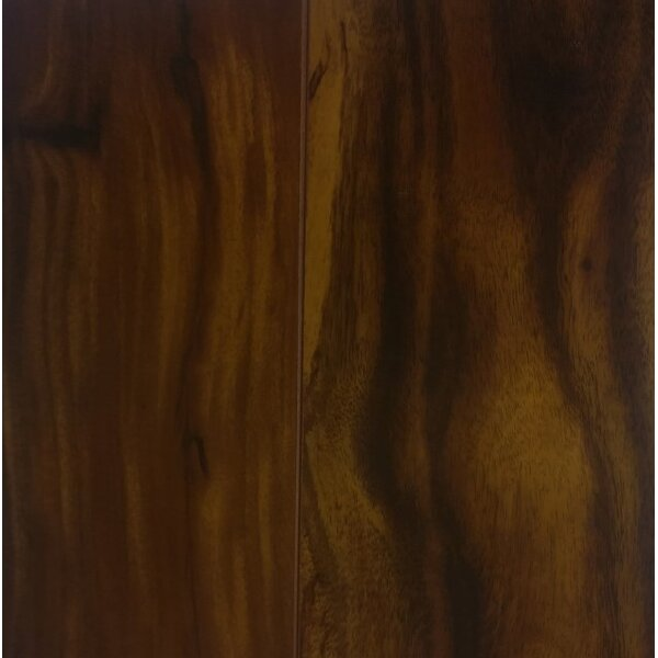 Rodolfo 5 x 47.75 x 12mm Acacia Laminate Flooring in Darkened by Serradon
