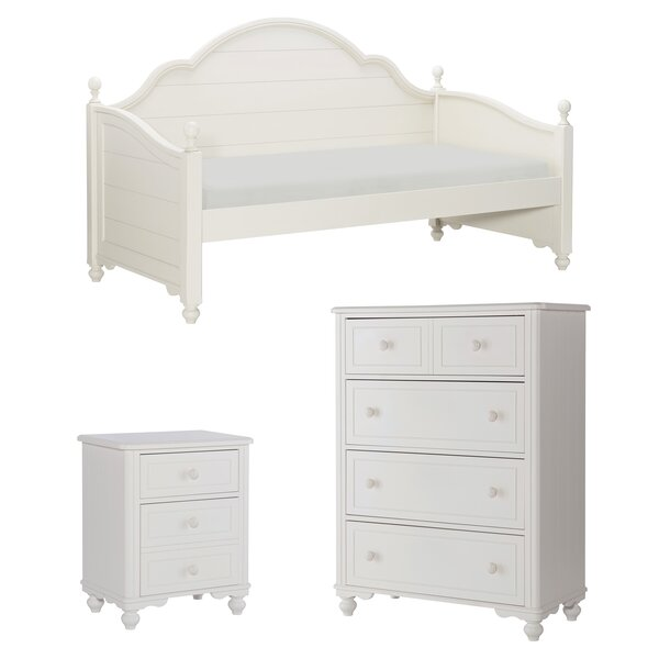 Summerset Twin Storage Daybed Customizable Bedroom Set by LC Kids