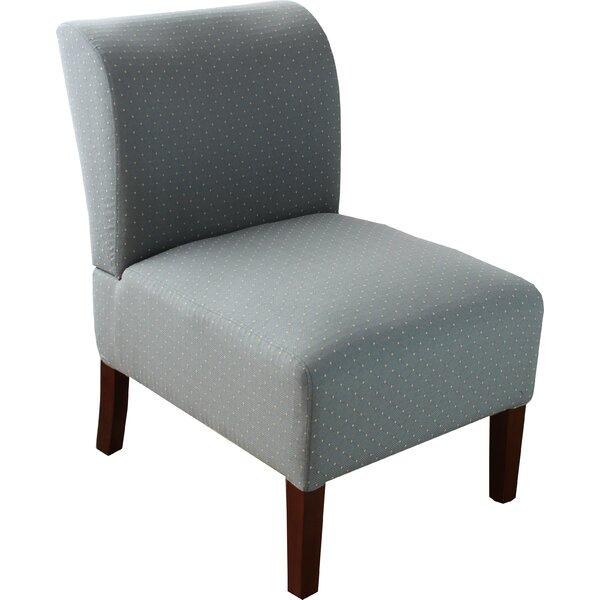 Maturin Slipper Chair By Winston Porter