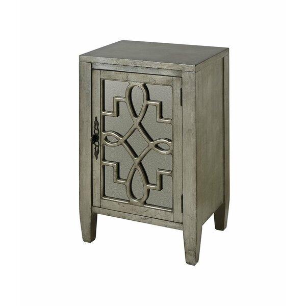 Angelina 1 Door Accent Cabinet By One Allium Way