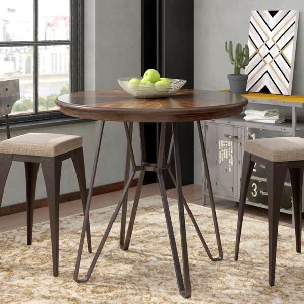 Looking for Irving Counter Height Pub Table By Modern Rustic Interiors Today Sale Only