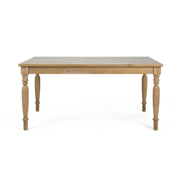 Amazing Burntwood Dining Table By Lark Manor 2019 Sale