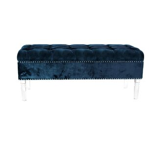 Read Reviews Oskar Modern Tufted Upholstered Bench By Everly Quinn