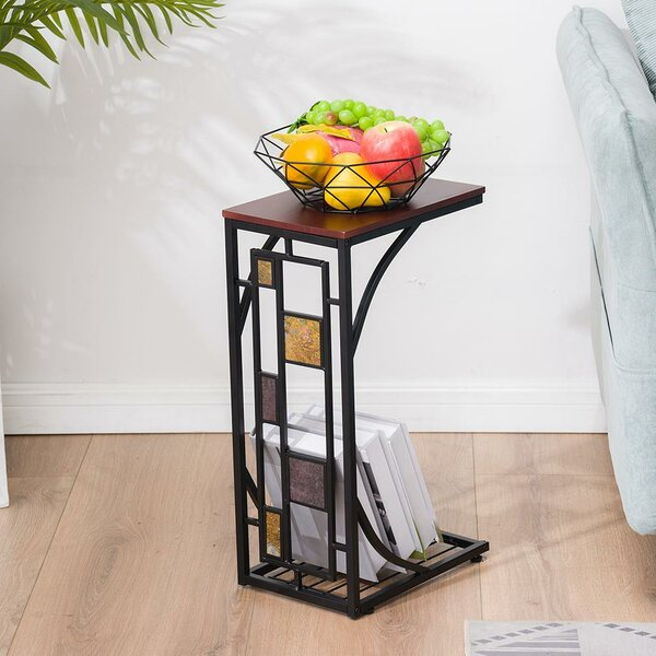 Valorie C Table End Table By Fleur De Lis Living