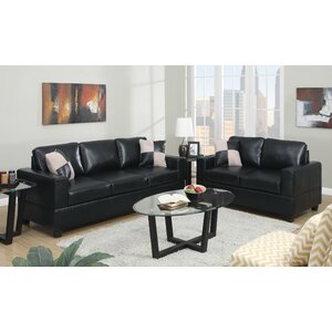 Malden 2 Piece Living Room Set by A&J Homes Studio