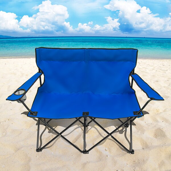 Parley Double Folding Camp Chair by Freeport Park Freeport Park