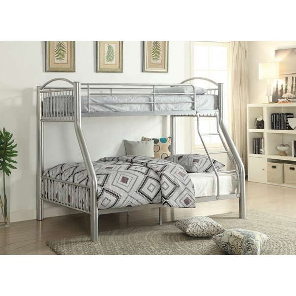 Eder Twin Over Full Bunk Bed by Harriet Bee