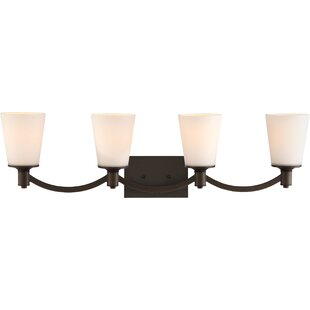 Affordable Bamford 4-Light Vanity Light By Birch Lane™