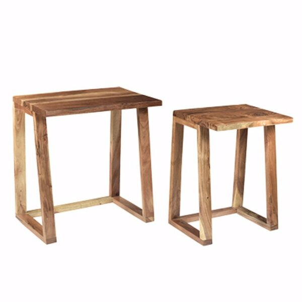 Keegan 2 Piece Nesting Tables By Foundry Select