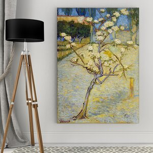 'Flowering Pear Tree' by Vincent Van Gogh Print of Painting by Wexford Home
