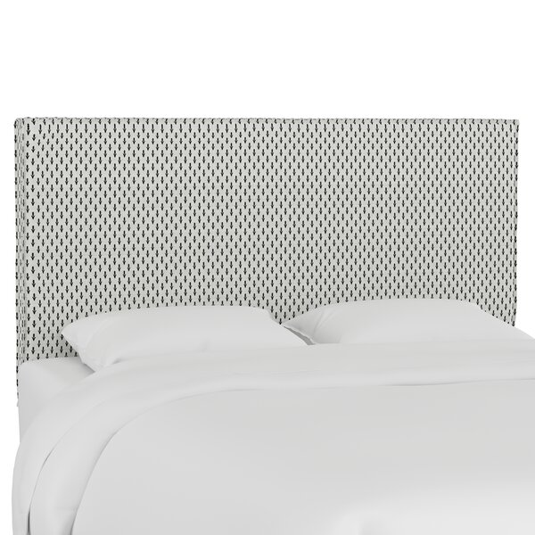 Aaliya Upholstered Panel Headboard by Gracie Oaks