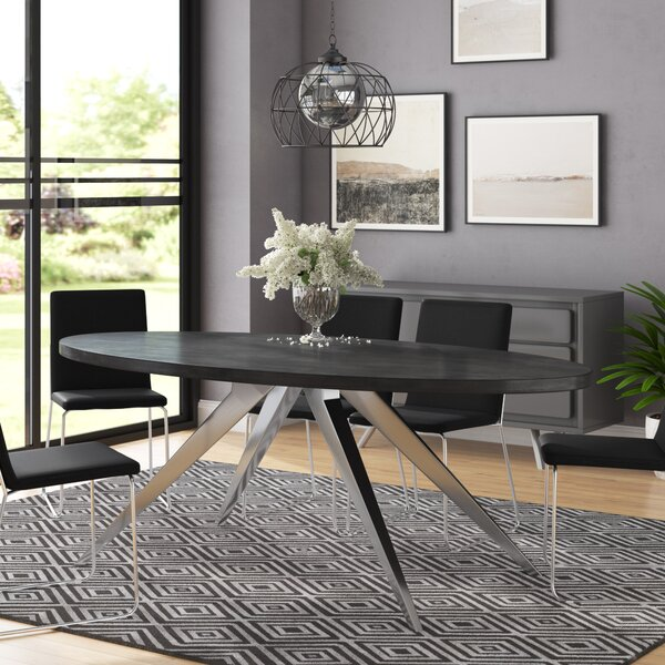 Macaulay Dining Table by Ivy Bronx Ivy Bronx