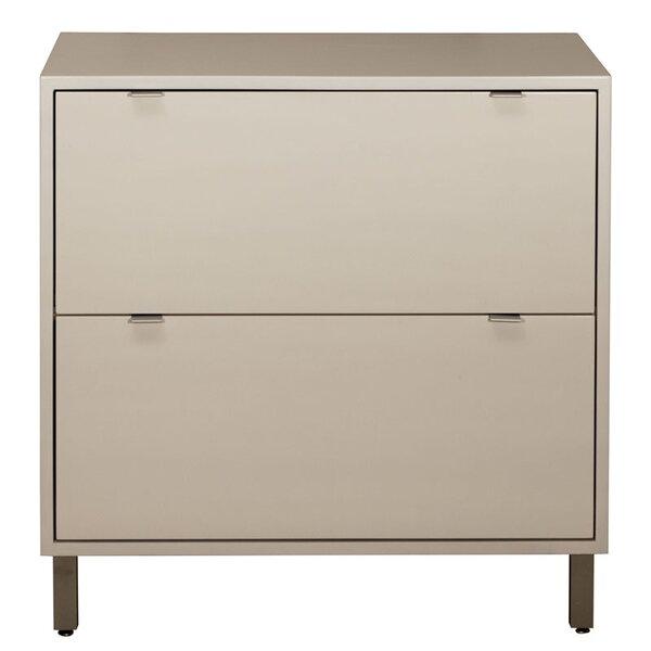 Southville 2 Drawer File Cabinet