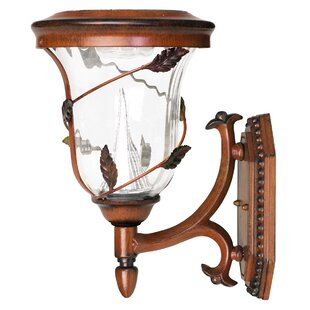 Searching for Decorative 6-Light Outdoor Sconce By Gama Sonic