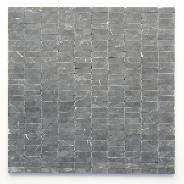 Post Modern Marble Mosaic Tile in Maison by Solistone