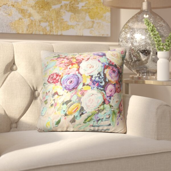 Mittler Throw Pillow by House of Hampton